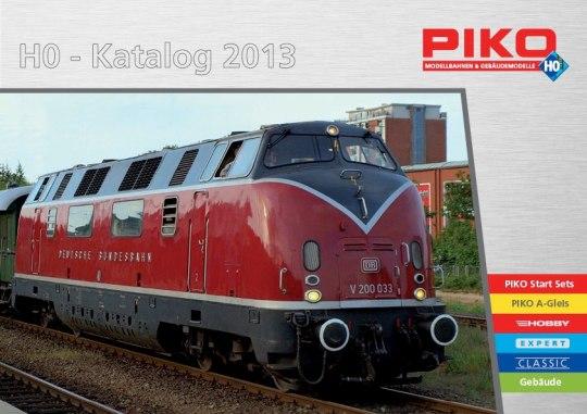 Piko catalogo 2013 - copertina